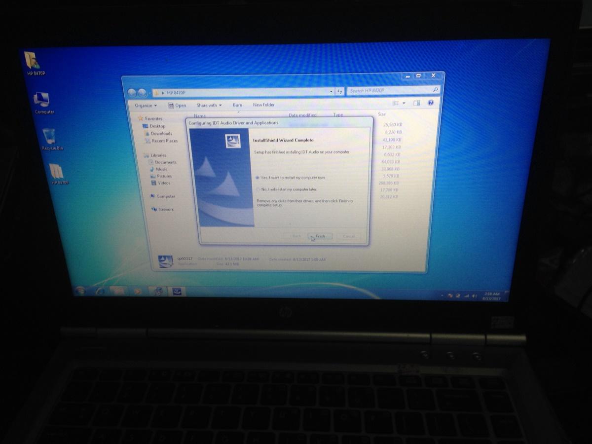 HP Elitebook 8470P VGA Rời 1GB