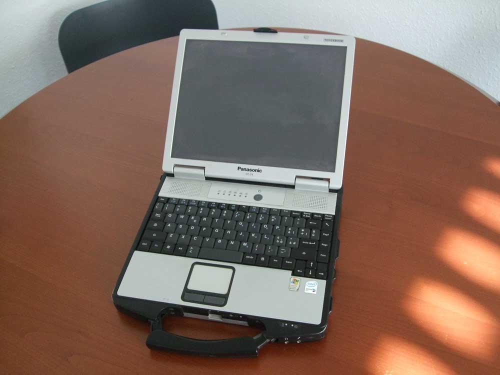 Laptop cổng COM RS232,  Toughbook CF-19,  CF-31, CF-53, Getac B300, Itronix GD6000, GD8000, GD8200 - 37