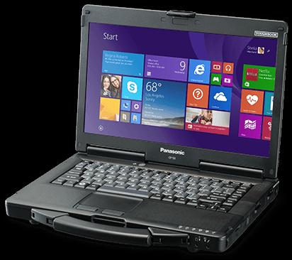 Laptop cổng COM RS232,  Toughbook CF-19,  CF-31, CF-53, Getac B300, Itronix GD6000, GD8000, GD8200 - 32