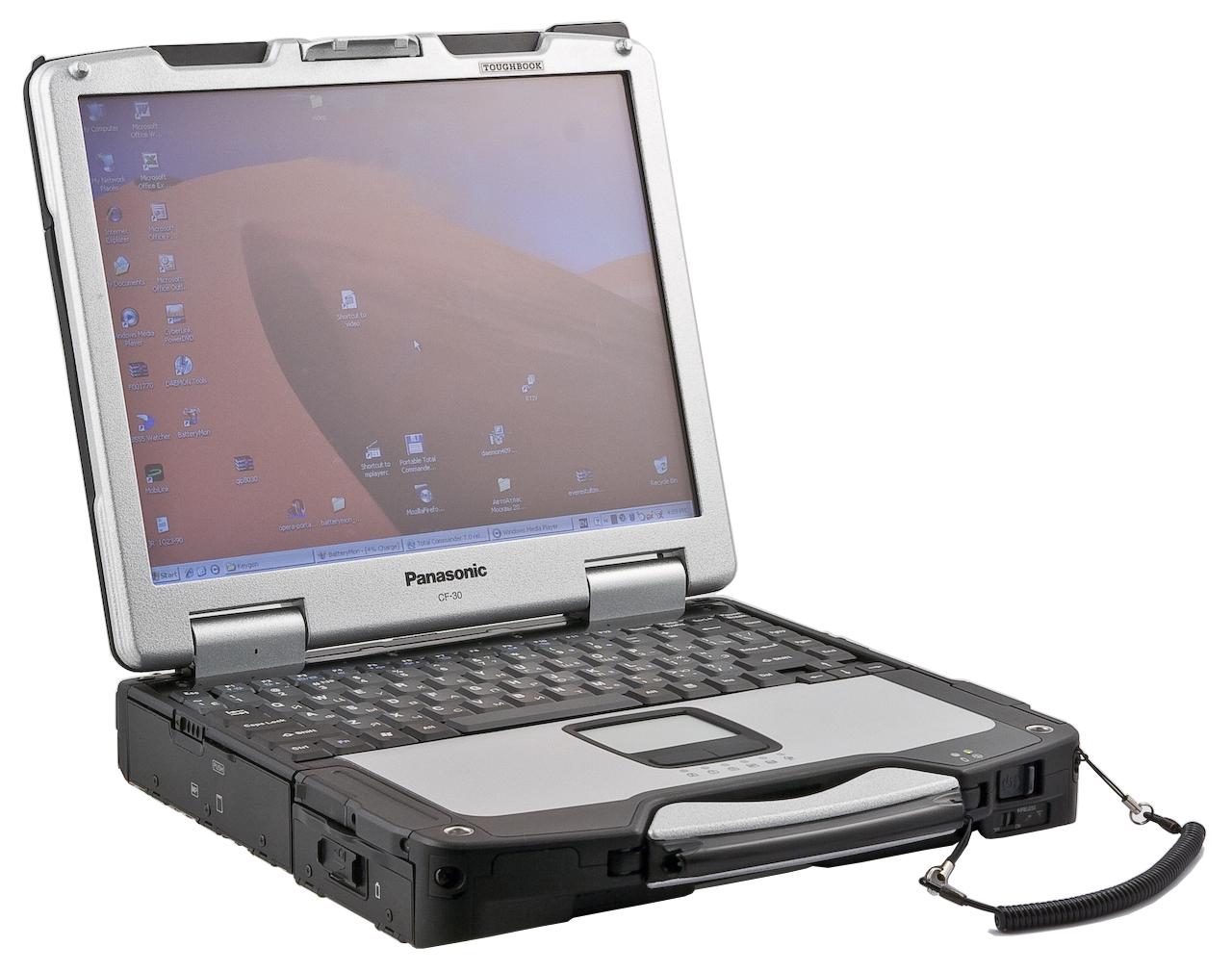 Laptop cổng COM RS232,  Toughbook CF-19,  CF-31, CF-53, Getac B300, Itronix GD6000, GD8000, GD8200 - 23