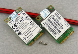 Card WWAN 3G Gobi2000 Laptop