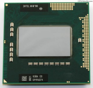CPU Laptop I7 720QM
