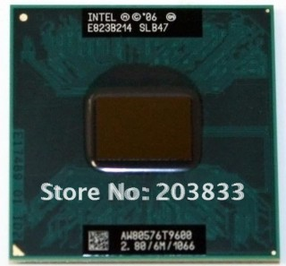 CPU Laptop T9600