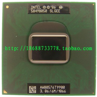 CPU T9900 3.06Ghz - 6MB cache L2