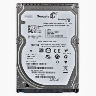 HDD Laptop Seagate 250GB 7200RPM