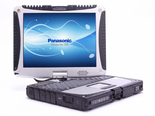 Toughbook CF-19 U7500|4G|Box HDD 500G