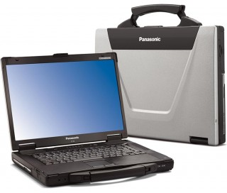 Toughbook CF-52 P8400|4G|250G|Có Box