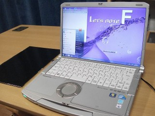 "Let""s Note CF-F10 I5-520