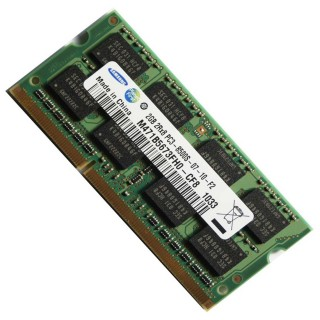 Ram Laptop DDR3 2GB bus 1600 Samsung