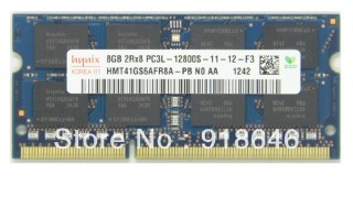 Ram Laptop DDR3L 8GB bus 1600 Hynix