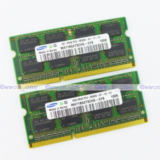 Ram Samsung 4GB Macbook Pro 2009