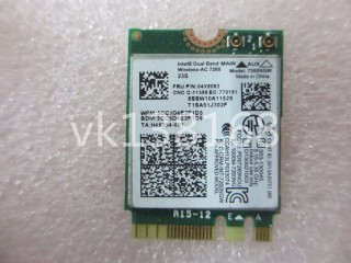 Thay Card Wifi Laptop Intel Wireless-AC 7260 T440 X240