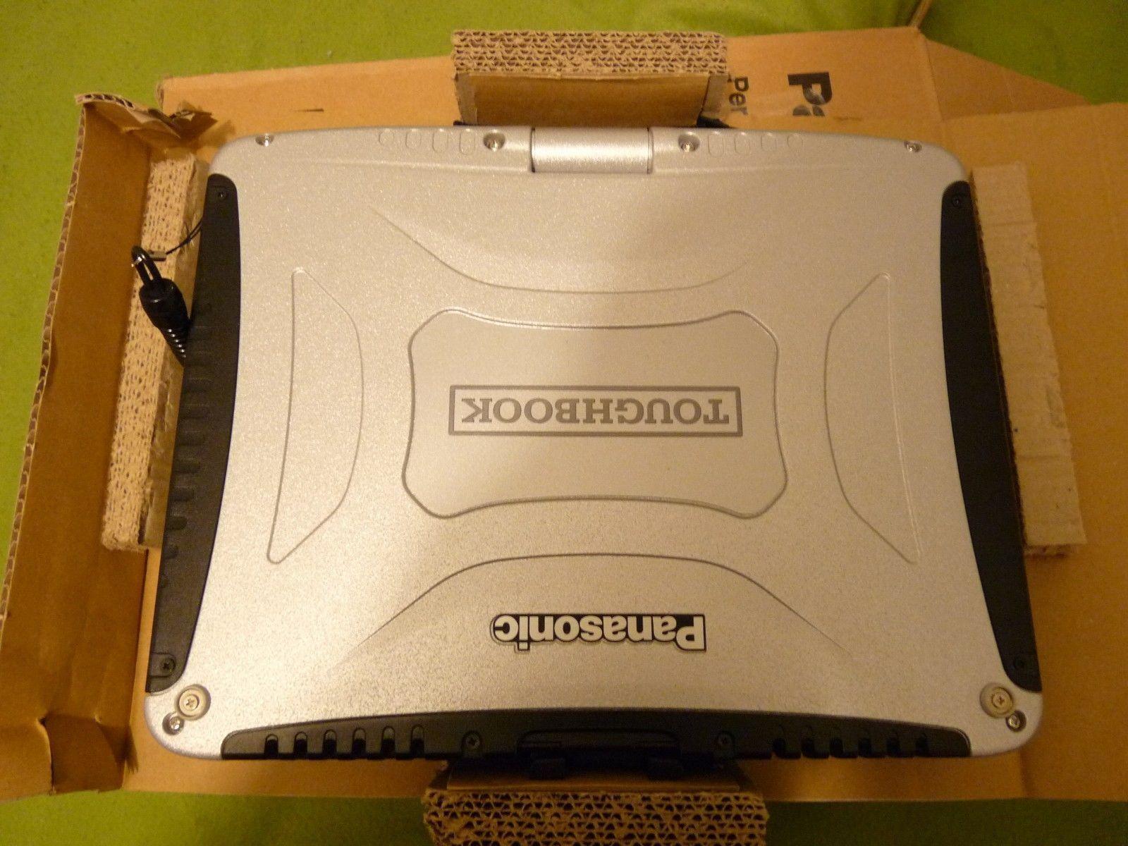 Laptop Panasonic Toughbook CF-19 MK5 Quân Đội