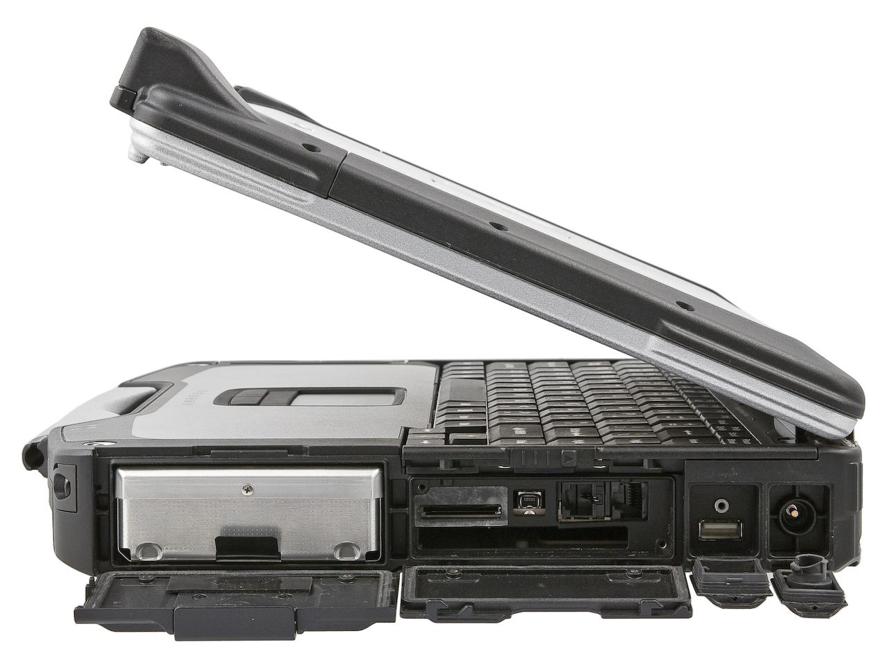 Laptop cổng COM RS232,  Toughbook CF-19,  CF-31, CF-53, Getac B300, Itronix GD6000, GD8000, GD8200 - 24